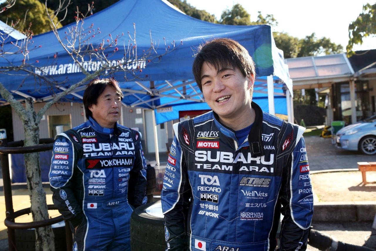 全日本ラリー王者、新井大輝がWRCに復帰。フィエスタR5で第3戦クロアチア参戦へ