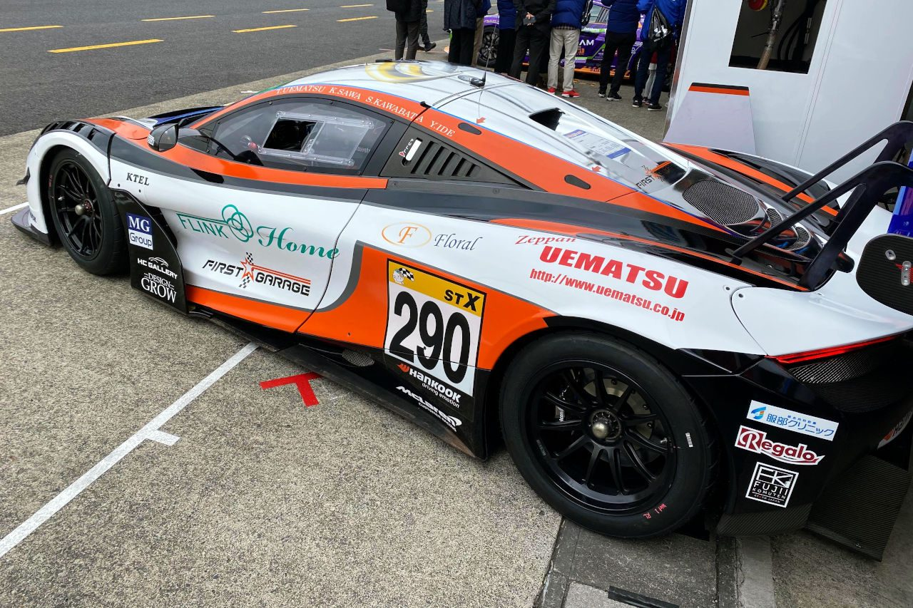 Floral Racing with ABSSA 2021スーパー耐久シリーズ第1戦もてぎ レースレポート