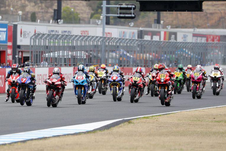 MotoGP | 鈴鹿2&4のJSB1000は67台がエントリー。うち42台が鈴鹿8耐トライアウトの対象/全日本ロード