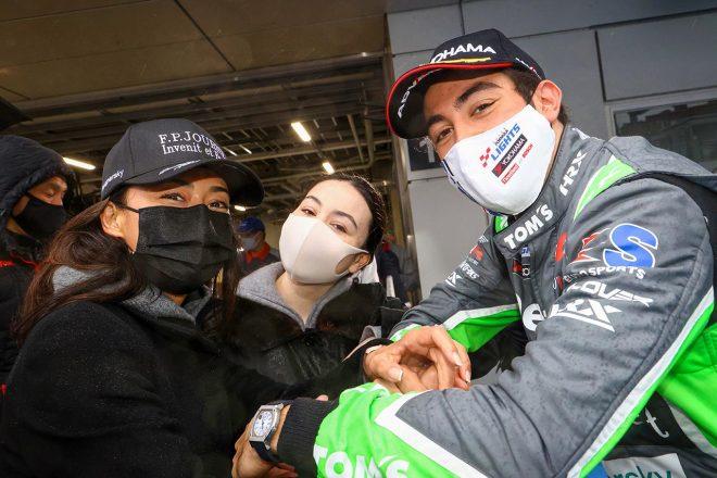 国内レース他 | ジュリアーノ・アレジ、日本初レースで表彰台。長期的視野で御殿場でひとり暮らしを開始
