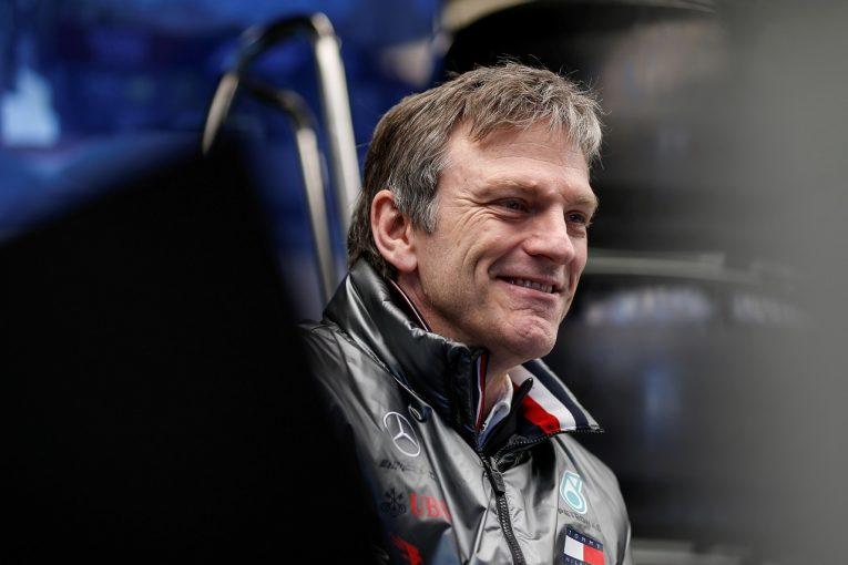 F1 | F1王者メルセデスが技術体制改造。テクニカルディレクターを変更、ジェームズ・アリソンは新役職に就任