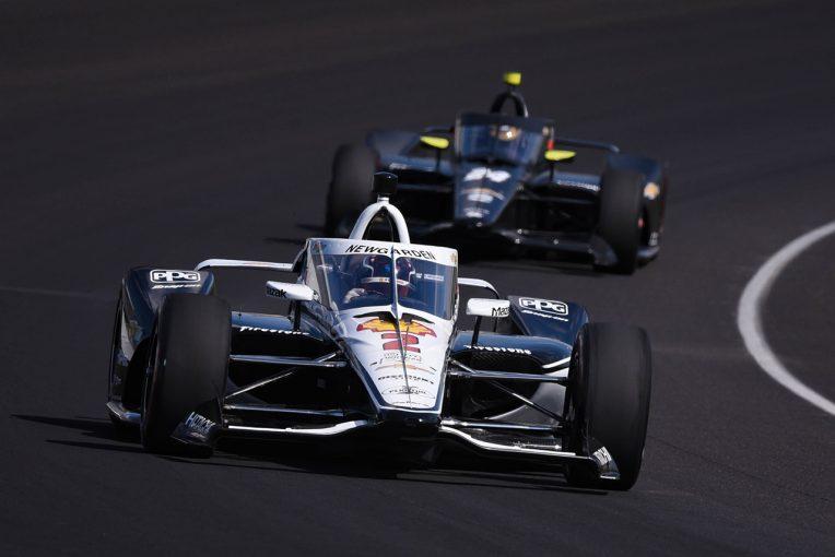 海外レース他 | 開幕直前のインディカー・テストは、ニューガーデンがトップ。琢磨は2番手もトラブルに苦しむ