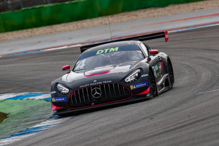 海外レース他   GT3時代到来のDTM初テストはメルセデスが席巻。2日間でゴッツ、アウアーらが最速