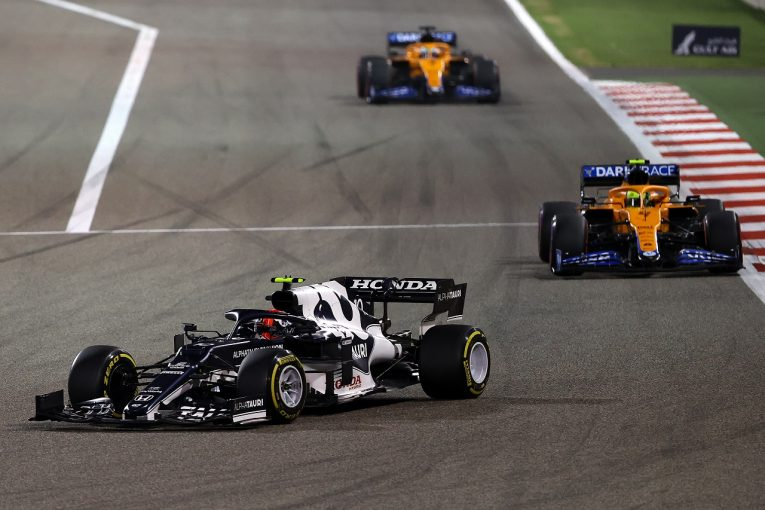F1 | アルファタウリ・ホンダF1のガスリー「シーズン通してフェラーリやマクラーレンと中団上位を争っていける」
