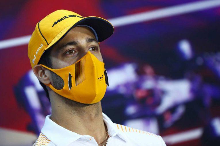 F1 | SNSにクラッシュ映像を掲載するF1に対し、リカルドが苦言「もっとまともな仕事をしなよ」