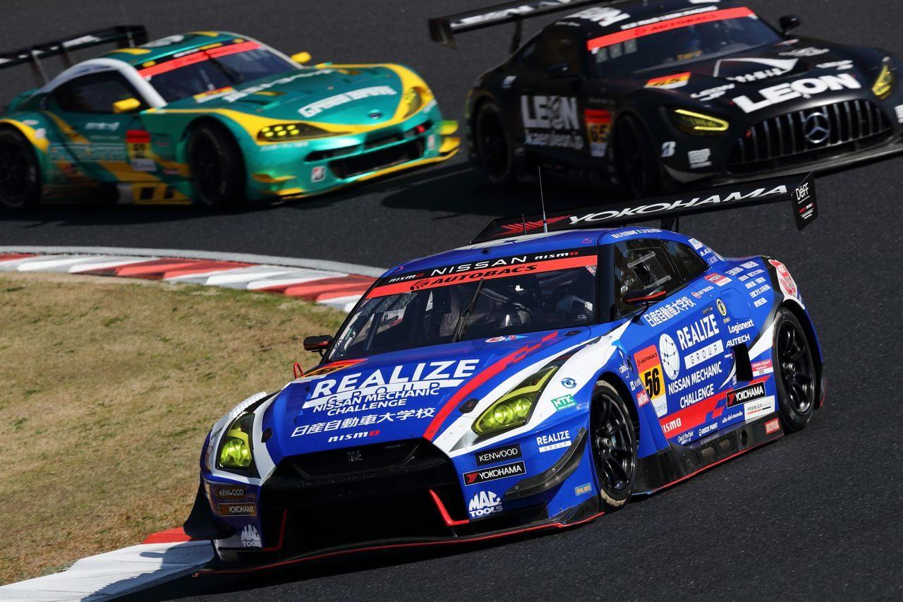 ニッサン 2021スーパーGT第1戦岡山 レースレポート