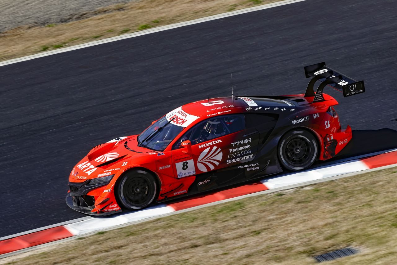 ホンダ 2021スーパーGT第1戦岡山 レースレポート