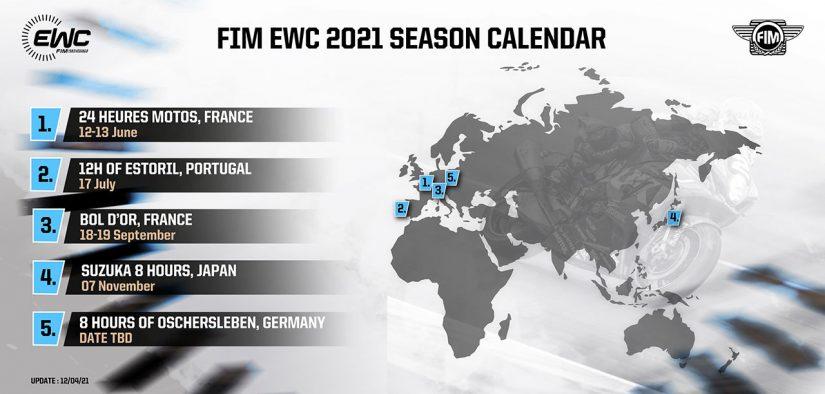 MotoGP | EWCのカレンダーが変更に。開幕戦ル・マン24時間は6月、オッシャースレーベン8時間は延期