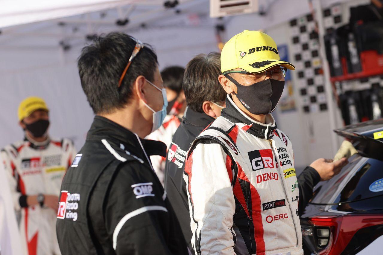 勝田範彦がGRヤリス初のSS最速タイムをマーク、総合でも4位入賞/全日本ラリー第3戦