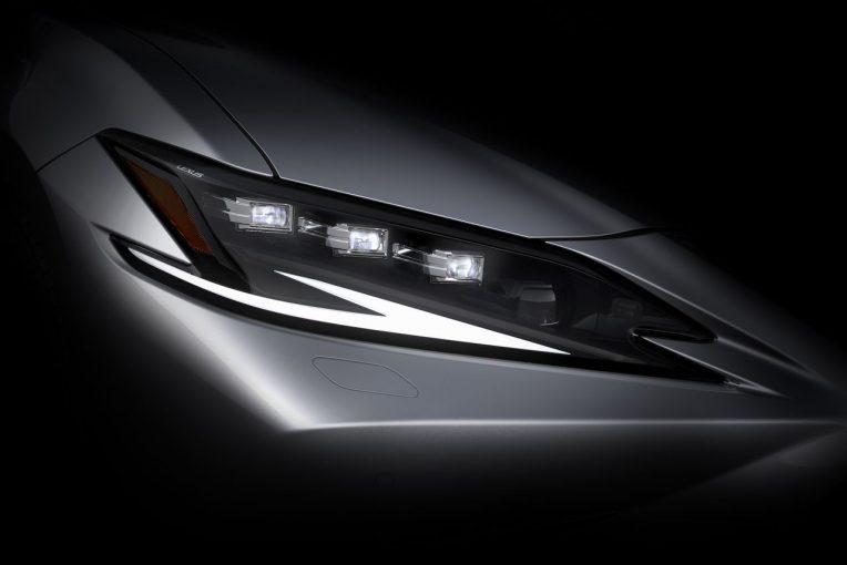 クルマ | レクサス、上海モーターショーに新型『ES』と『LF-Z Electrifiedコンセプト』を出展