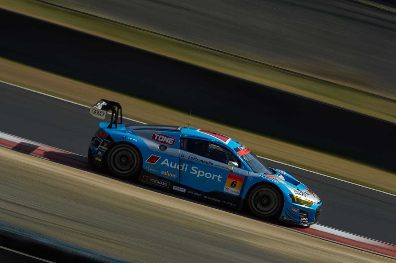 Team LeMans Audi R8 LMS