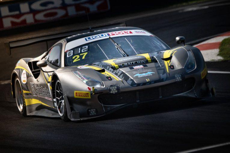 ル・マン/WEC | ポルシェでル・マン24時間レース参戦のハブオート、出場クラスをGTEプロに変更