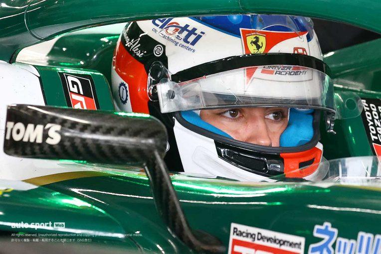 スーパーフォーミュラ   ジュリアーノ・アレジがスーパーフォーミュラ参戦。第2戦鈴鹿のエントリーリストが発表