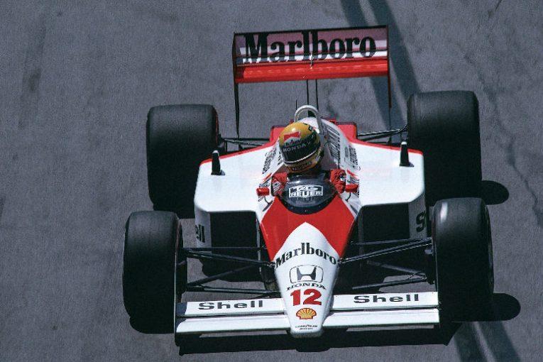 F1   16戦15勝の偉業、マクラーレンMP4/4最大の敵はホンダに向けられた技術規定【GPカー創刊10周年特別企画Vol.1】