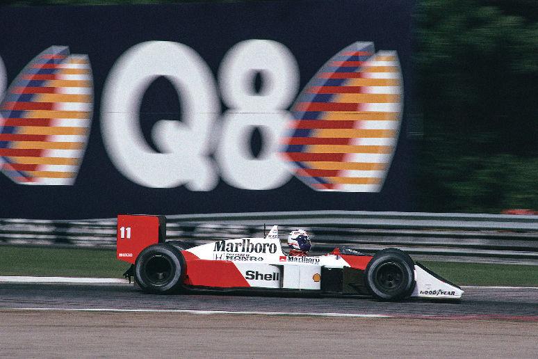 セナ最初のタイトルマシン、F1最強を誇ったマクラーレンMP4/4【GPカー創刊10周年特別企画】