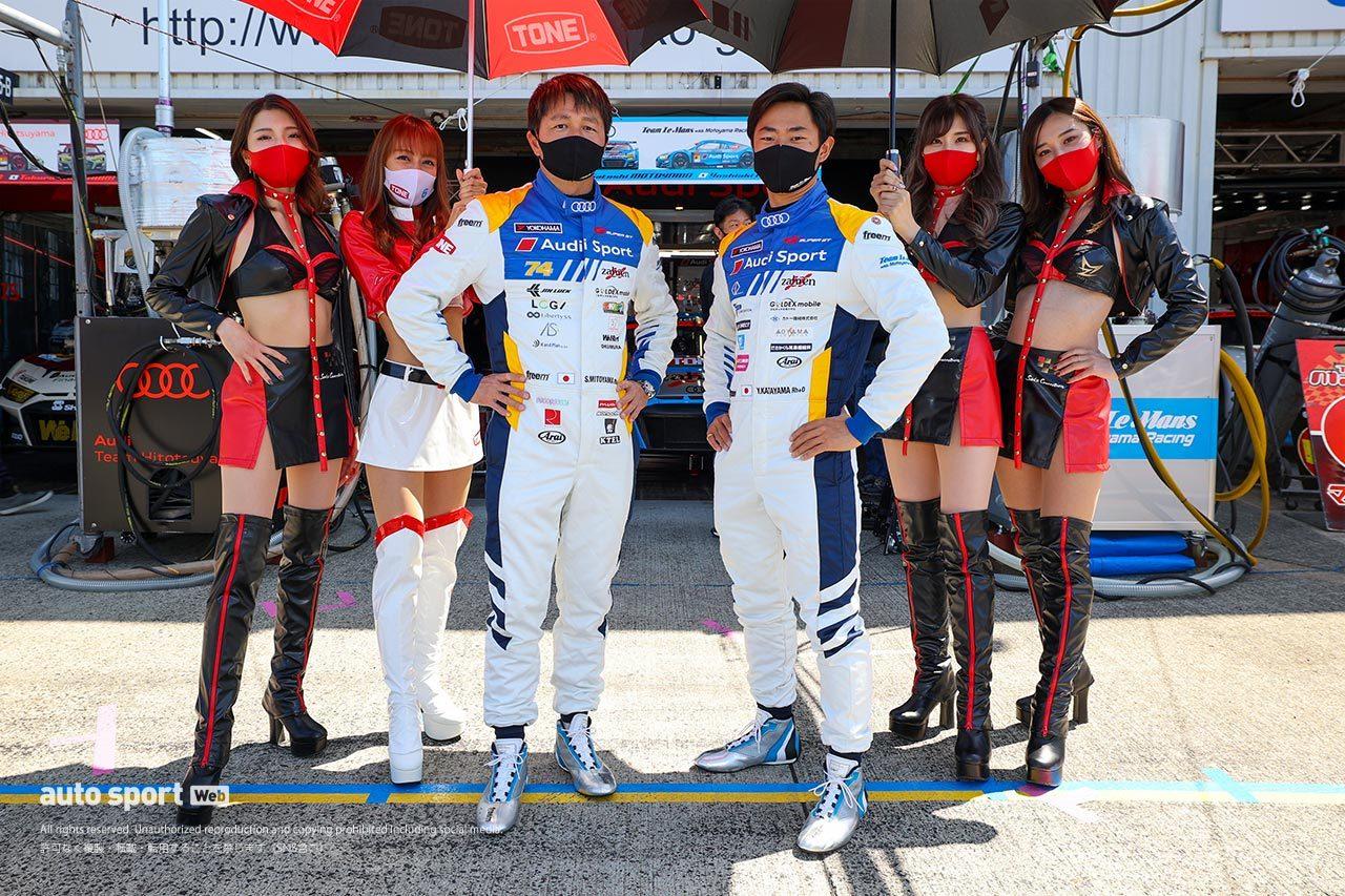 ほぼ全部見せます。2021年スーパーGTドライバーたちのレーシングスーツ姿(1)