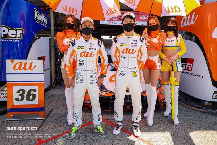 スーパーGT   ほぼ全部見せます。2021年スーパーGTドライバーたちのレーシングスーツ姿(2)
