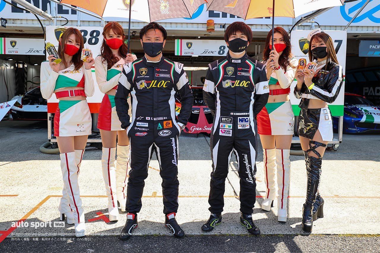 ほぼ全部見せます。2021年スーパーGTドライバーたちのレーシングスーツ姿(2)