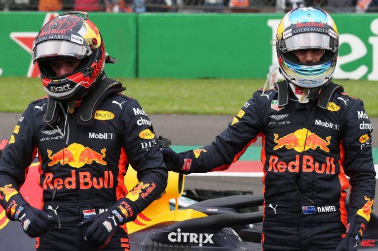 F1 | フェルスタッペンへ敬意を抱くリカルド。レッドブルF1時代は「互いのキャリアを終わらせたかった」と語る