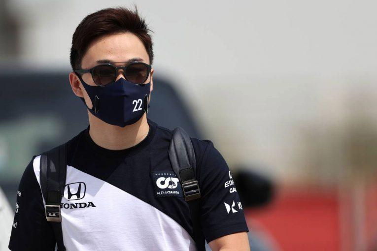 F1   レッドブルF1首脳、印象的なデビューを飾った角田に「日本人として初めてF1で勝てると確信」
