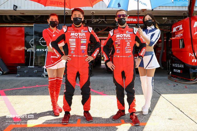 スーパーGT   ほぼ全部見せます。2021年スーパーGTドライバーたちのレーシングスーツ姿(3)