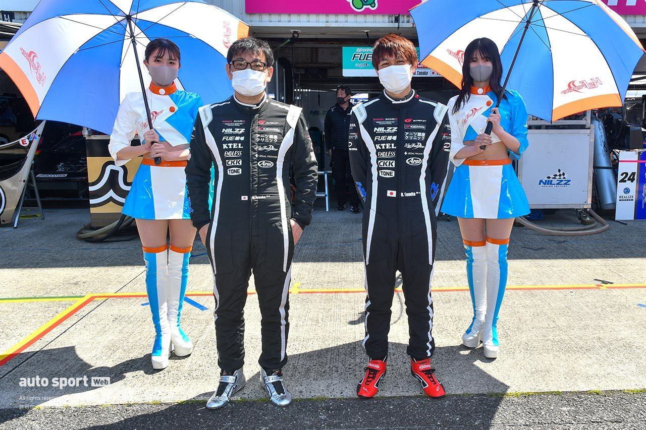 ほぼ全部見せます。2021年スーパーGTドライバーたちのレーシングスーツ姿(3)