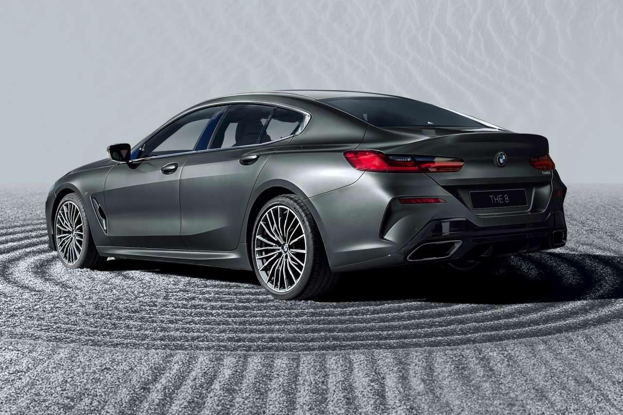 『BMW8シリーズ・グランクーペ』の魅力を最大限に高めた限定車が期間限定で登場