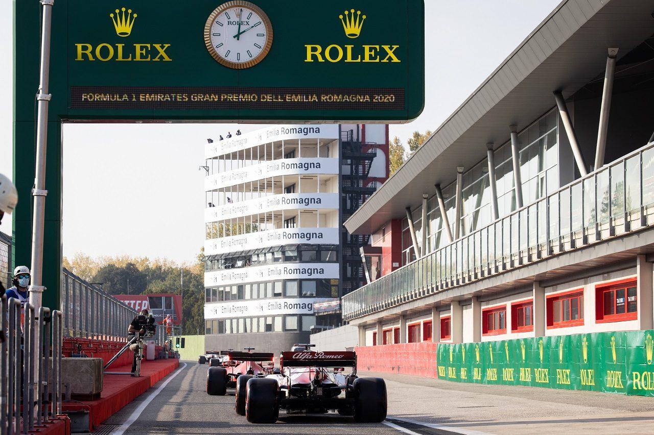 2020年F1エミリア・ロマーニャGP