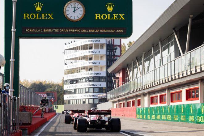 2020年F1エミリア・ロマーニャGP(イタリア・イモラ)