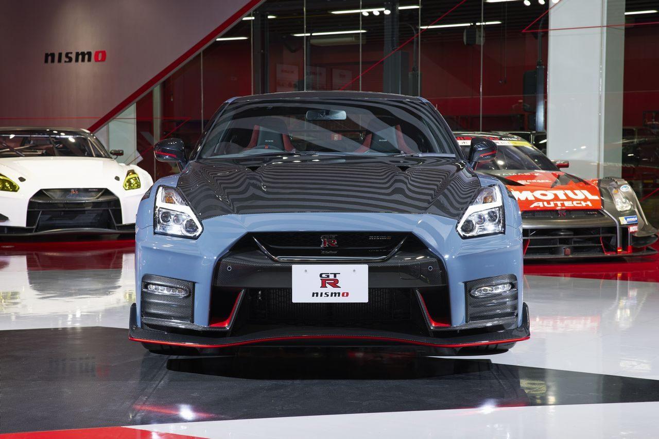 ニッサン『GT-R NISMO』2022年モデルを先行公開。発売は10月を予定