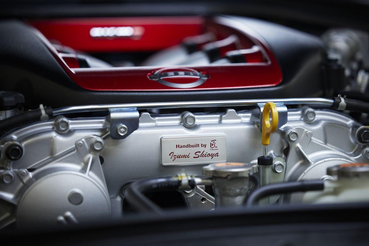 ニッサン『GT-R NISMO』2022年モデルを先行公開。発売は21年10月を予定