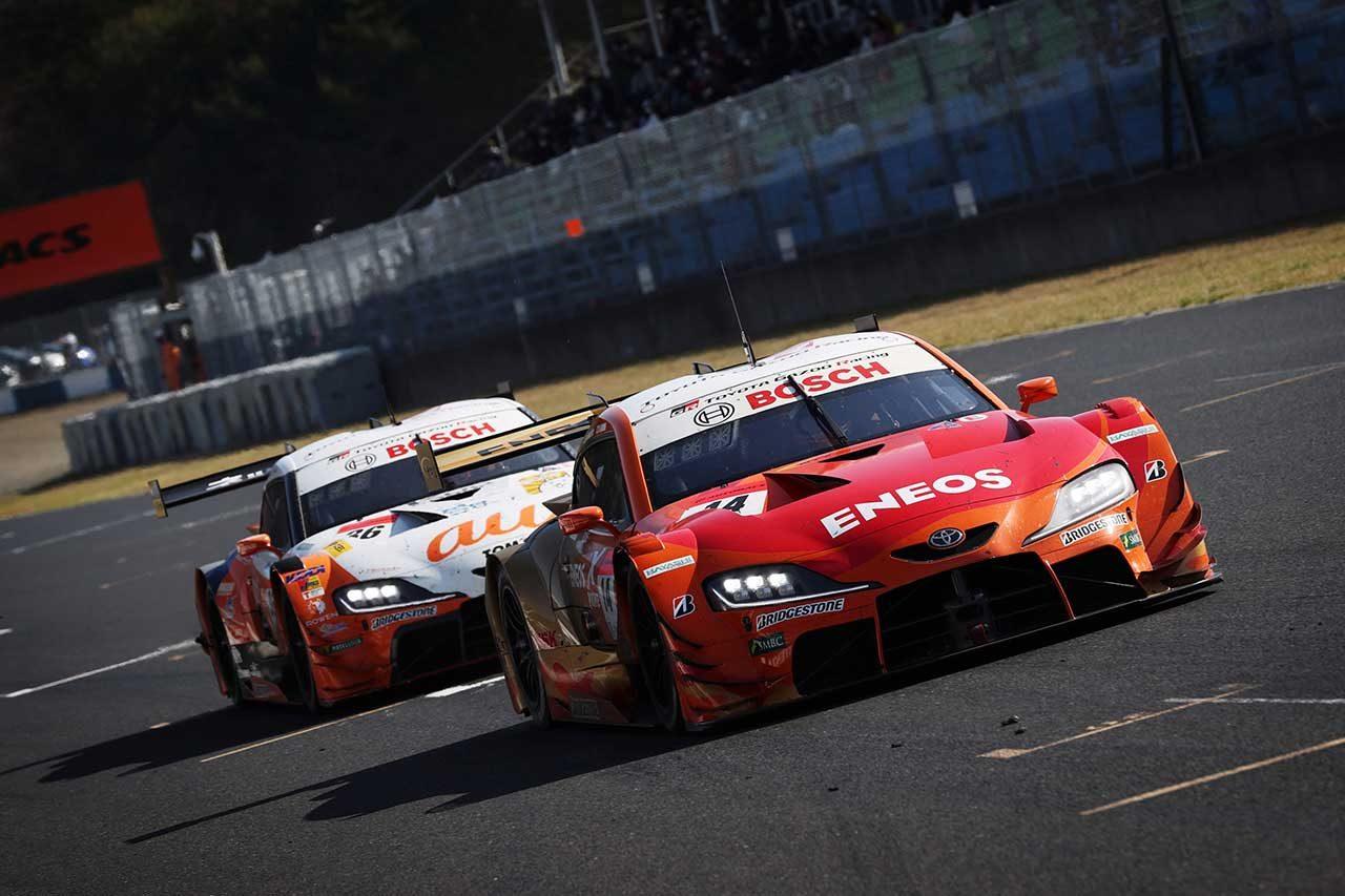 TGR TEAM ENEOS ROOKIE 2021スーパーGT第1戦岡山 レースレポート