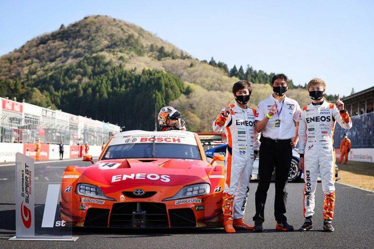 スーパーGT | TGR TEAM ENEOS ROOKIE 2021スーパーGT第1戦岡山 レースレポート