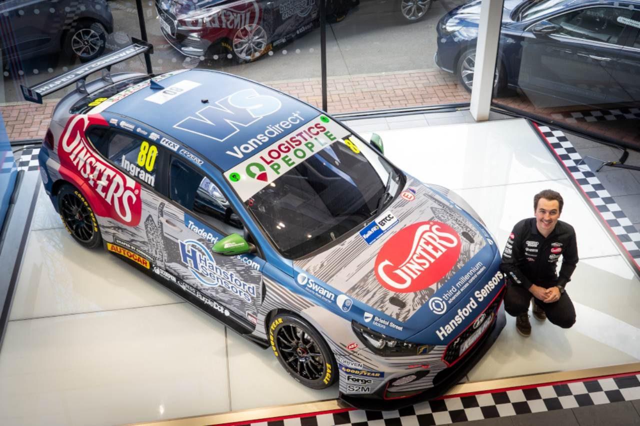 BTCCに参戦するフォードとヒュンダイが、新体制となる2021年仕様のカラーを初披露