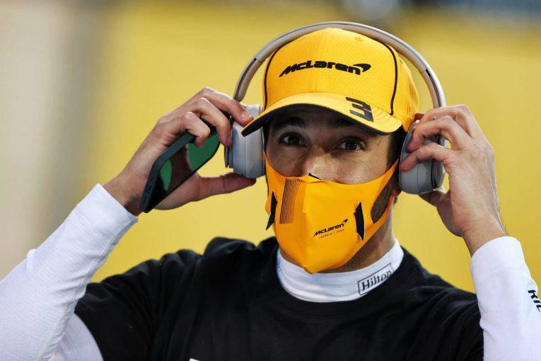 F1   幸先の良いスタートを切ったマクラーレンF1。イモラでは「表彰台獲得の経験を活かして戦う」とリカルド
