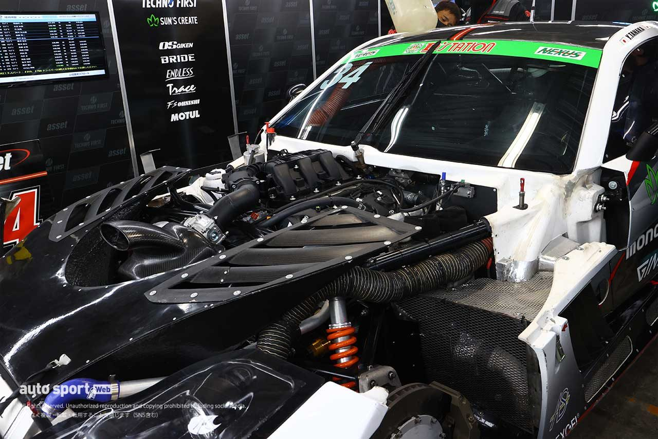 ジネッタG55 GT4