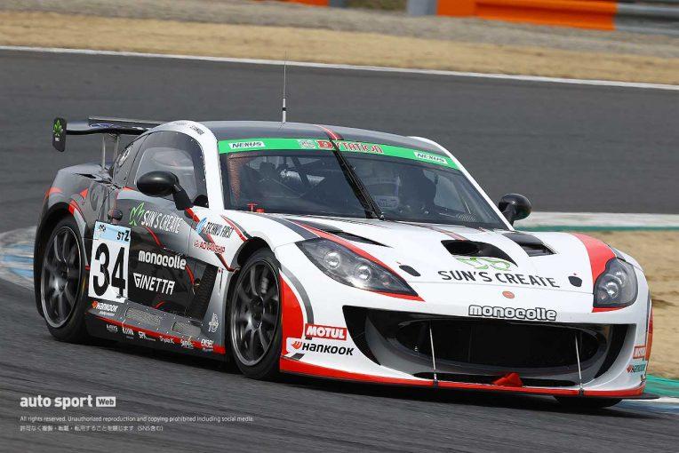国内レース他 | ロードカーが存在しない異色のGT4マシン、ジネッタG55 GT4【スーパー耐久マシンフォーカス】