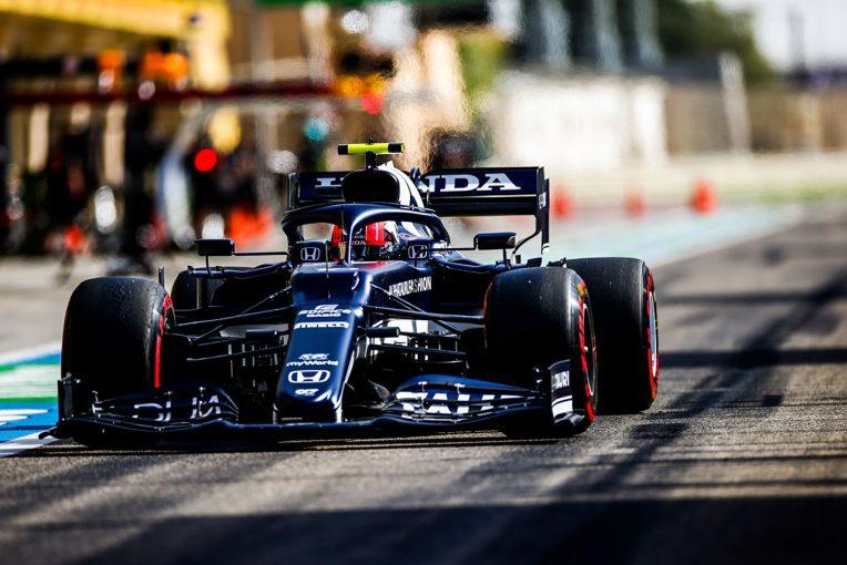 F1 | ホンダF1田辺TD会見:ガスリー車のESを1基失うも「再発しないよう臨む」ペレスの電気系トラブルは解決