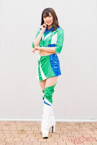 レースクイーン | 鈴木星海(SHADE GIRLS 2021)