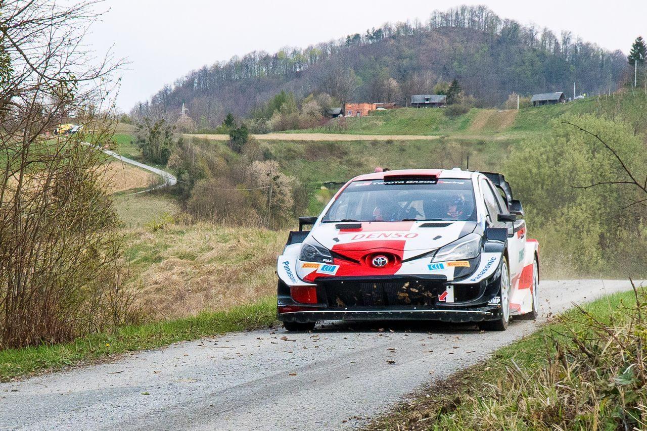 「ヤリスWRCはターマックで非常に強力」選手権首位のトヨタ、WRC初開催クロアチアでの優勝目指す