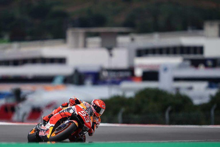 MotoGP | マルク・マルケスが9カ月ぶりに走行【タイム結果】2021MotoGP第3戦ポルトガルGP フリー走行1回目