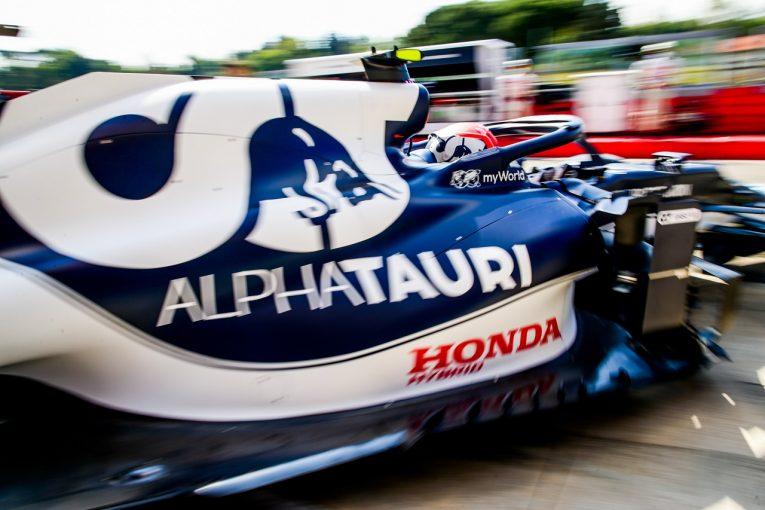 F1 | ホンダ、両セッションでトップ3。角田のPU部品交換は「データに気になる部分があったため」と田辺TD/F1第2戦金曜