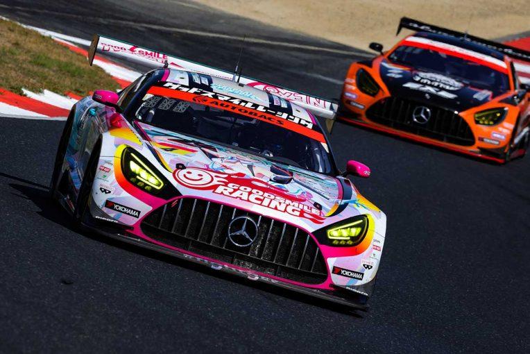 スーパーGT | GOODSMILE RACING & TeamUKYO 2021スーパーGT第1戦岡山 レースレポート