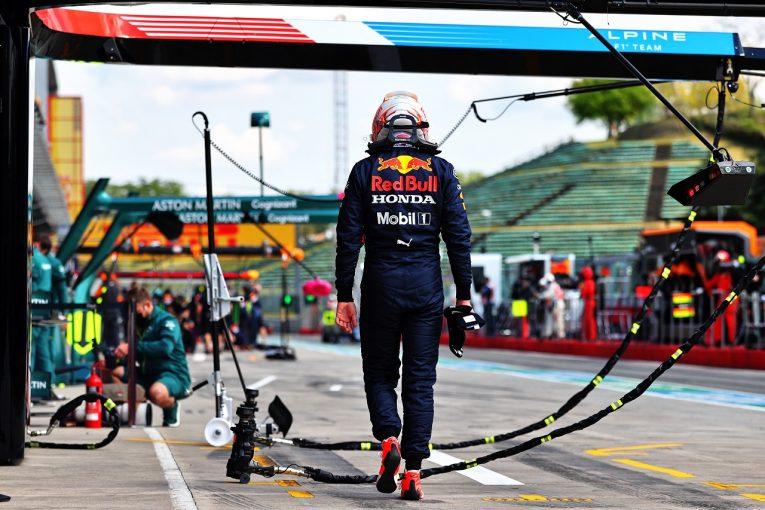 F1 | フェルスタッペン、十分な走行できず「問題ないけど、明日は壊れないようにしなきゃね」レッドブル・ホンダ/F1第2戦金曜