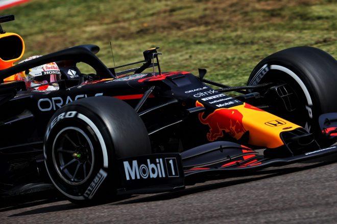 2021年F1第2戦エミリア・ロマーニャGP マックス・フェルスタッペン(レッドブル・ホンダ)