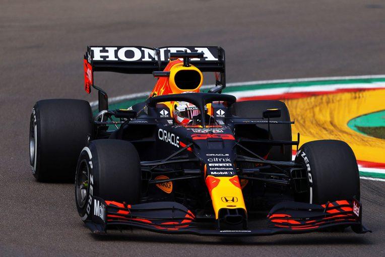 F1 | レッドブル・ホンダ密着:他車との接触&ドライブシャフトの故障。試練の幕開けを迎えるも、PUに影響なし