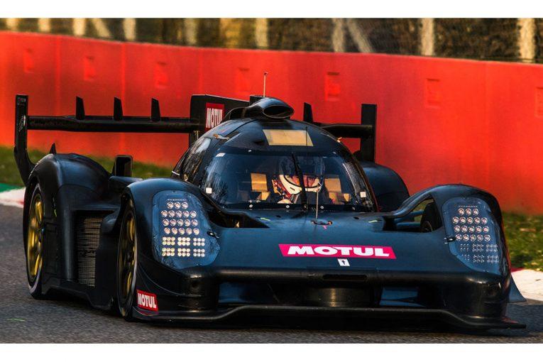 ル・マン/WEC | グリッケンハウス、デビュー戦は1台体制に。WEC第2戦ポルティマオに参戦する3名のドライバーを発表