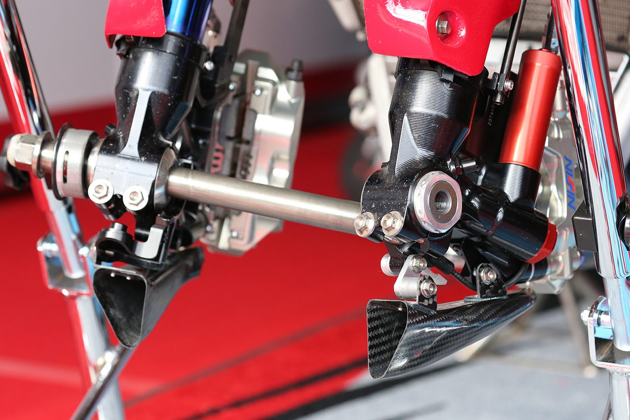 2021年から規則変更。装着可能となったブレーキダクトの効果と必要性/全日本ロード