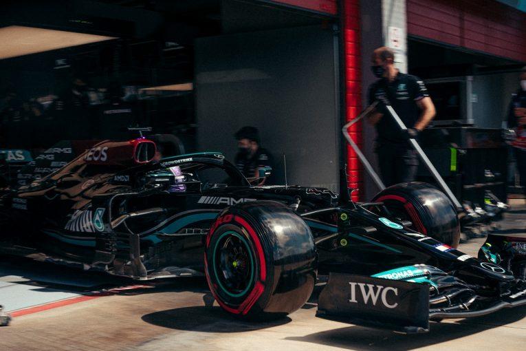 F1   初日1-2のボッタスとハミルトン、改善を実感もレッドブルを警戒「僕らが最速とは思っていない」/メルセデスF1第2戦