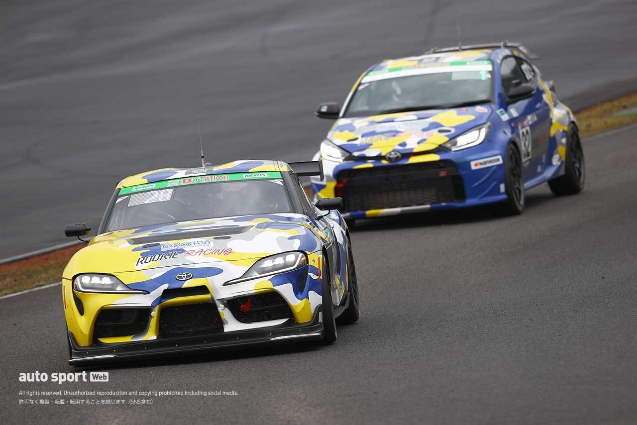 ORC ROOKIE Racing GR SUPRA
